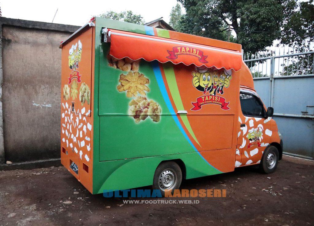 Karoseri Food Truck 3